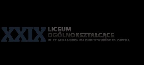 XXIX Liceum Ogólnokształcące  w Lublinie